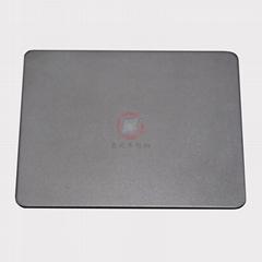 高比本色哑光喷砂不锈钢板 家具金属制品材料