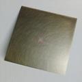 304 imitation bronze ruffle stainless