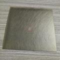 高比A2機械亂紋啞光青古發黑鋼不鏽鋼