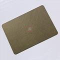 高比亂紋不鏽鋼鍍古銅  304不鏽鋼鍍銅板生產廠家