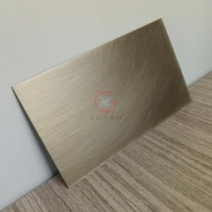 高比亂紋青古銅不鏽鋼圖片  家居不鏽鋼鍍銅門板