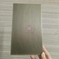 高比亂紋青古銅不鏽鋼圖片  家居不鏽鋼鍍銅門板 3