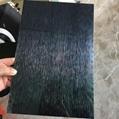 高比304黑色不锈钢雪花砂板  4