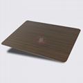 高比1803 手工拉絲純色青古銅發黑不鏽鋼 3