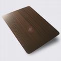 高比1810砂帶拉絲鍍黑不鏽鋼紅古銅 2
