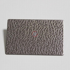 High ratio imported 304 stainless steel embossed plate
