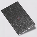 高比粗树皮压花不锈钢板 机器设备装置材料 3