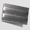 高比進口不鏽鋼壓花粗條紋 打印設備裝置材料 5