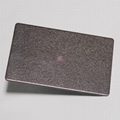 高比304不锈钢板大粗砂压花 4