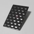 High ratio, imported 304 stainless steel embossing, honeycomb pattern 2