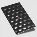 高比进口蜂巢纹不锈钢压花 机械运用装置材料 3
