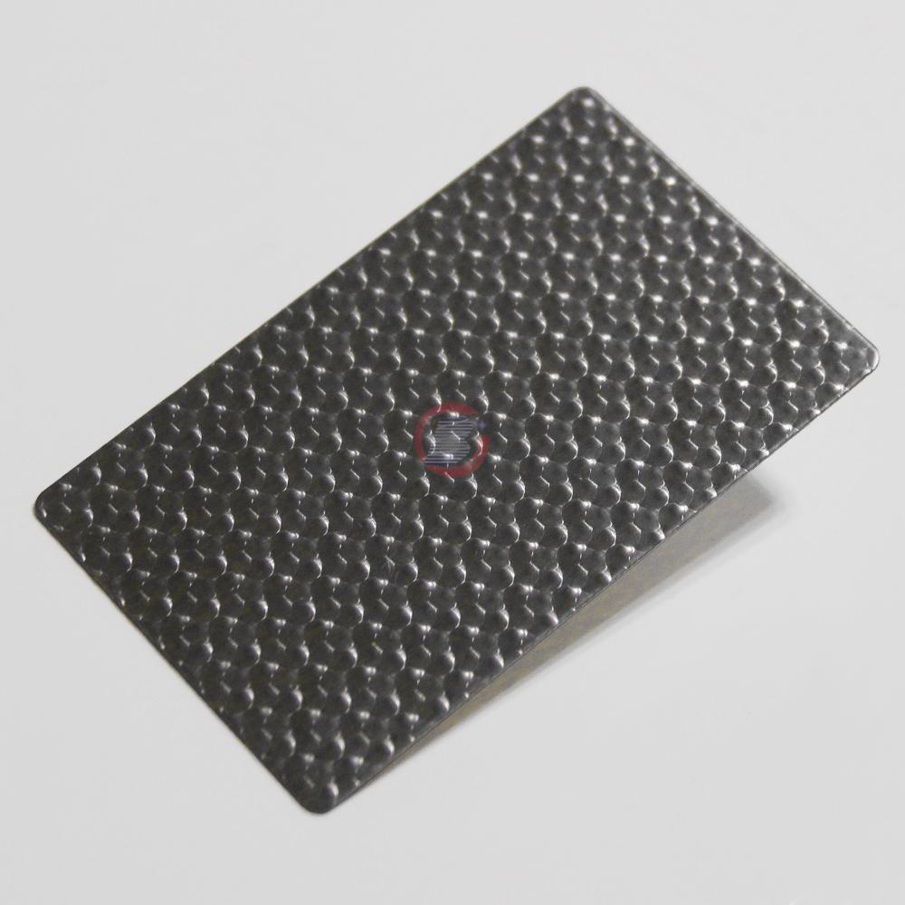 高比304不锈钢黑钛荔枝纹压花板