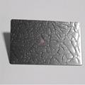 高比皮革紋發紋壓花不鏽鋼  專業不鏽鋼花紋 2
