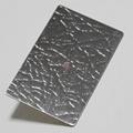 高比皮革紋發紋壓花不鏽鋼  專業不鏽鋼花紋 4
