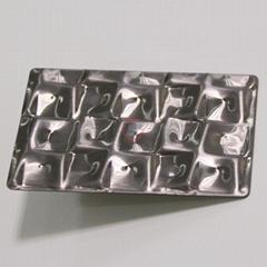高比万字纹不锈钢 优质304冷扎钢板发纹压花板
