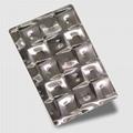高比萬字紋不鏽鋼 優質304冷扎鋼板發紋壓花板 4