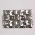 高比万字纹不锈钢 优质304冷扎钢板发纹压花板 5