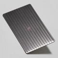 高比磨砂细条纹不锈钢压花板 3