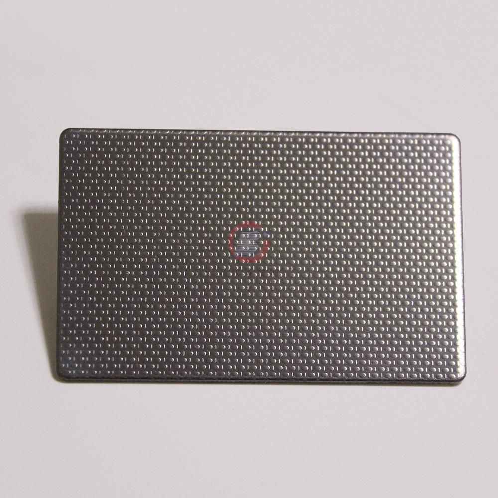 高比不锈钢压花板珠光纹 地铁运输设备材料 1