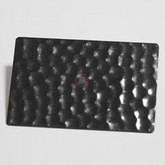 高比珍珠紋壓花不鏽鋼板 專業不鏽鋼花紋加工
