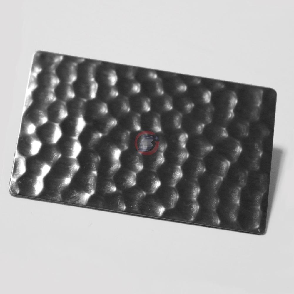 高比珍珠紋壓花不鏽鋼板 專業不鏽鋼花紋加工 3