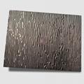 高比304L黑色不锈钢冲压木纹