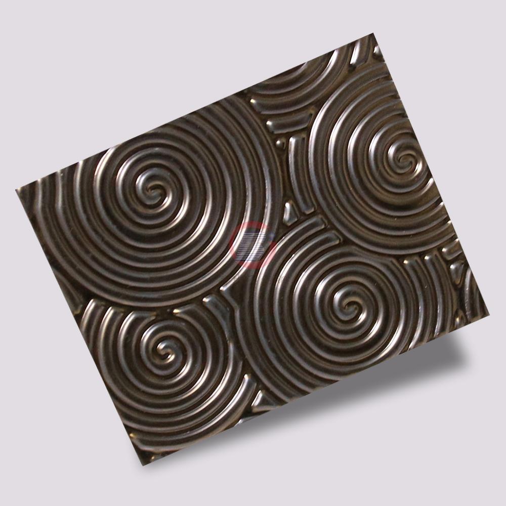 高比316不锈钢褐色冲压旋螺纹 2