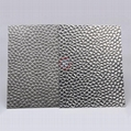 High ratio 304 stainless steel embossed mirror honeycomb pattern