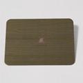 高比青古銅不鏽鋼蝕刻粗樹皮花紋 3