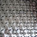 高比304鏡面不鏽鋼鐳射圓圈花紋