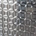 高比304镜面不锈钢镭射圆圈花纹 2