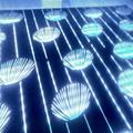 高比304寶石藍鏡面不鏽鋼鐳射花紋 2