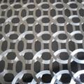 高比304宝石蓝镜面不锈钢镭射花纹 5