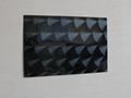 高比304镜面黑钛不锈钢镭射鱼鳞纹 3