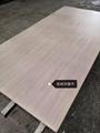 高比拉絲不鏽鋼熱轉印白木紋 2