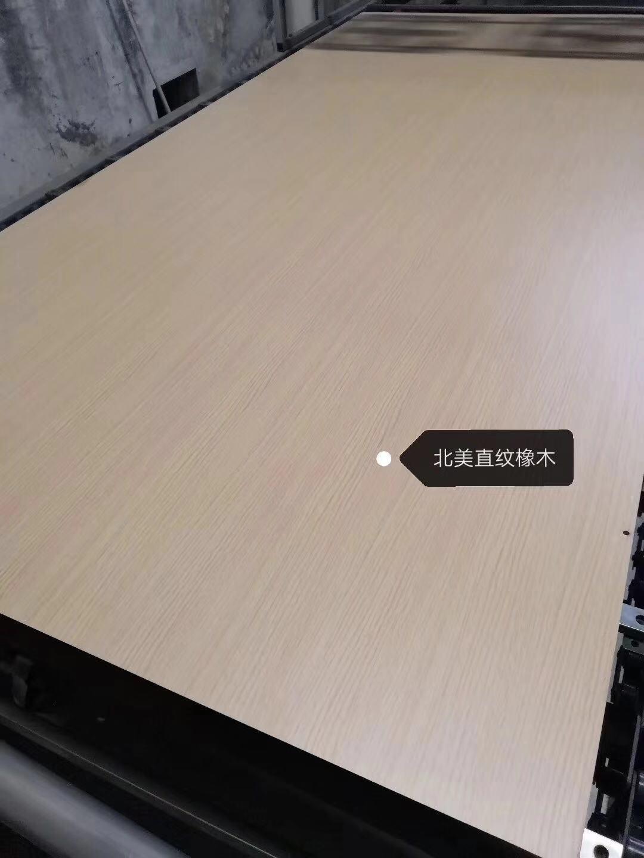 高比拉丝不锈钢热转印白木纹 3