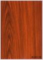 高比哑光不锈钢转印板北美直纹橡木 5