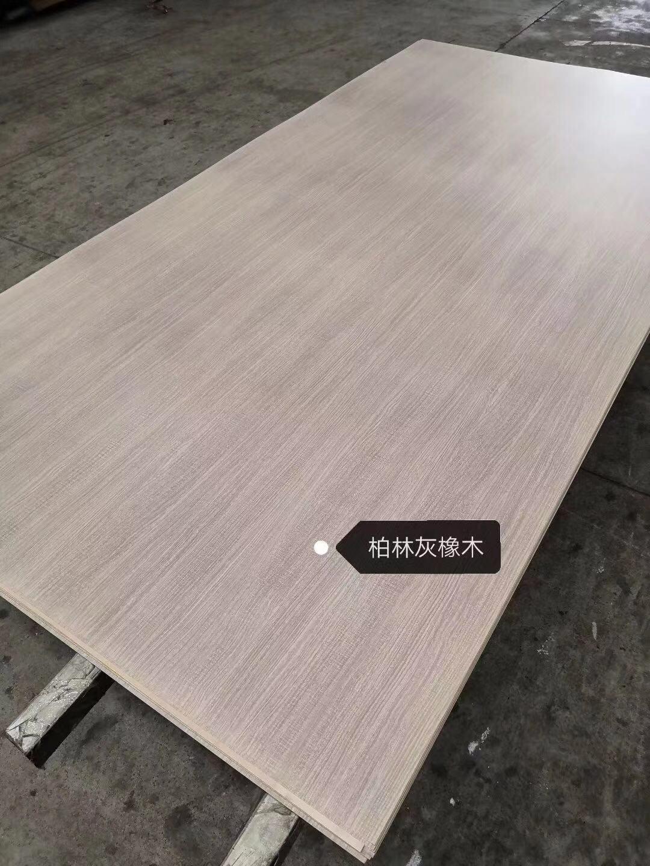 高比哑光不锈钢转印板北美直纹橡木 3