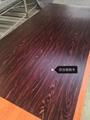 高比316熱轉印不鏽鋼板大紅楓木