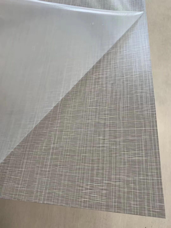 高比热转印不锈钢仿冒布纹总代销 1