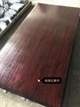 高比不鏽鋼板熱轉印南非金橡木 3