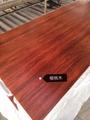 高比不鏽鋼亮光香檀木紋 優質不鏽鋼門板材料 3