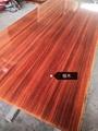 高比不锈钢亮光香檀木纹 优质不锈钢门板材料 5