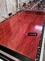 高比彩色不鏽鋼木紋板 櫻桃木不鏽鋼門板