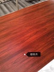 高比彩色不锈钢木纹板 樱桃木不锈钢门板