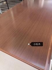 高比不锈钢电梯门板 热转印钢板小松木