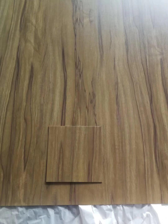 高比金属装饰材料 亮光不锈钢热转印虎斑木 4