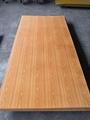高比不鏽鋼裝飾材料 亮光不鏽鋼熱轉印虎斑木 5