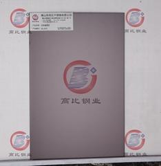 CS-3019 打砂镀黑色 高比不锈钢装饰材料