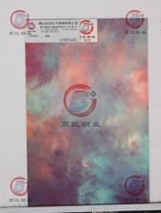 五彩濱紛不鏽鋼板 高端彩色不鏽鋼圖片
